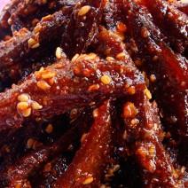 川味牛肉干做法,川味牛肉干菜谱